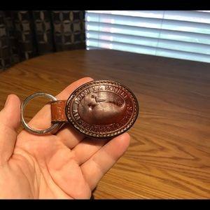 Dooney & Bourke Vintage DUCK Fob Ring/Key Chain
